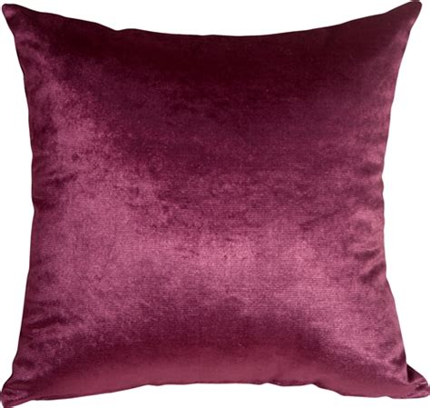Purple Decorative Pillows by 20x20 Purple Decorative Pillow From Pillow Decor