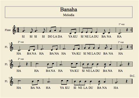 musica swing famosa quot canon banaha quot partitura y consejos did 225 cticos para su