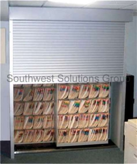 chart storage shelving healthcare filling