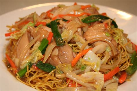 cook with susan chicken chow mein