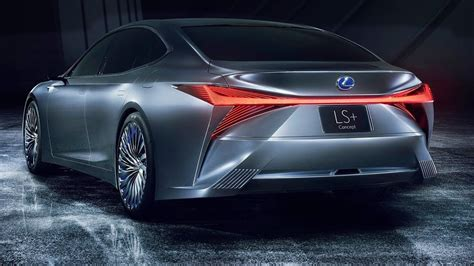 2020 Lexus Lf Lc by 2020 Lexus Lf Lc Overview Review Review
