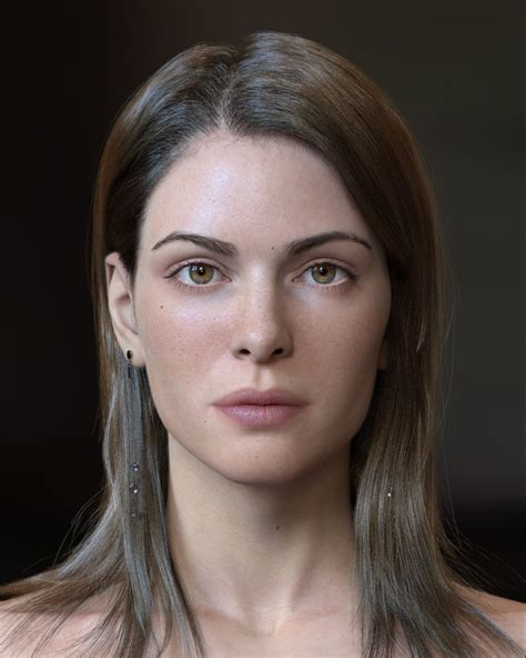 zbrush tutorial realistic face wonderful woman realistic 3d art by luc begin zbrushtuts
