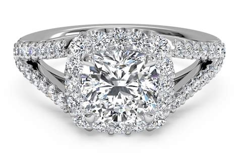5 popular cushion cut engagement rings ritani