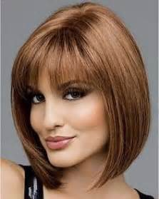bob hairstyles layered and cut fuller ears 25 best bob haircut with bangs ideas on pinterest short