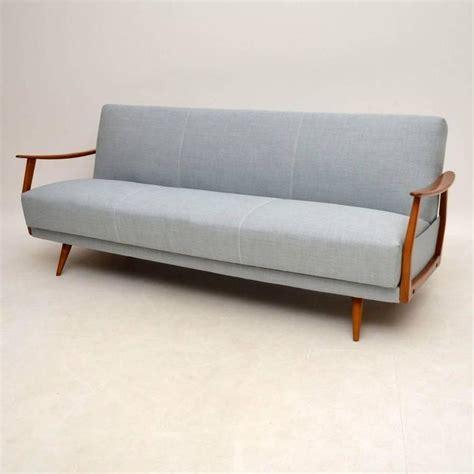 1950s sofa bed danish retro sofa bed vintage 1950s at 1stdibs