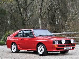 audi sport quattro 1986 sprzedane gie蛯da klasyk 243 w