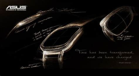 Jam Smartwatch Asus asus pamerkan desain smartwatch bulat pipih newtech