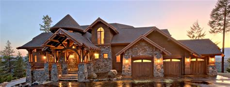 colorado style home plans mountain architects hendricks architecture idaho
