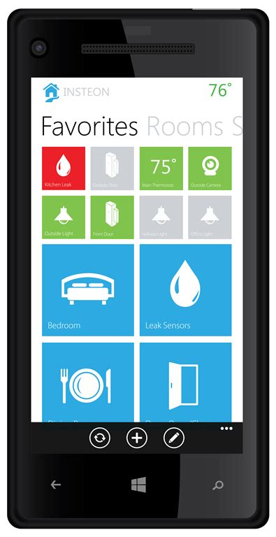 insteon hub home automation app now available in windows