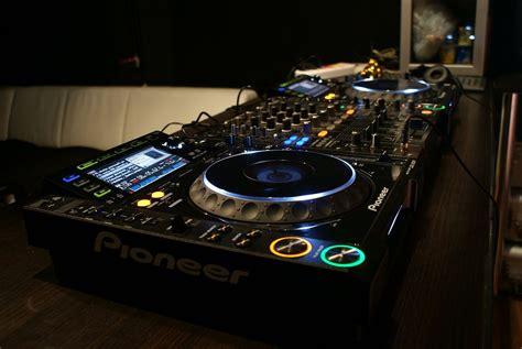 console pioner pioneer dj