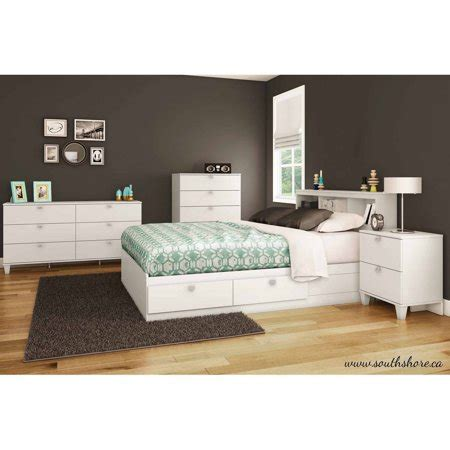 south collection furniture south shore karma bedroom furniture collection walmart