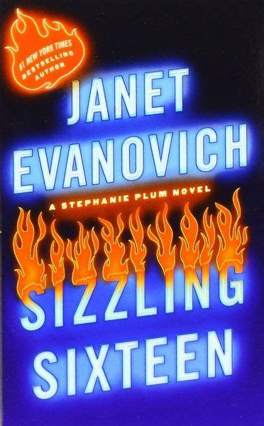 sizzling sixteen plum novels sizzling sixteen by janet evanovich books i ve read in