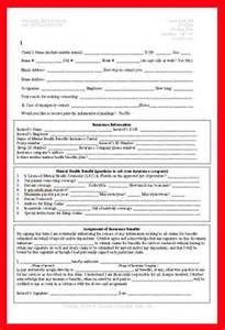counseling intake form template mental health health and practice on