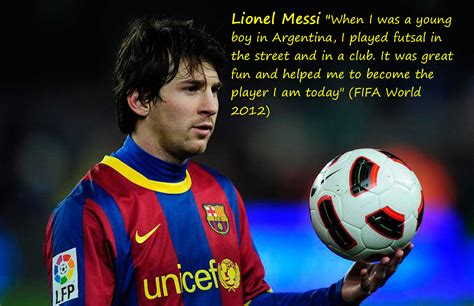 biography of lionel messi in spanish messi soccer quotes in spanish quotesgram