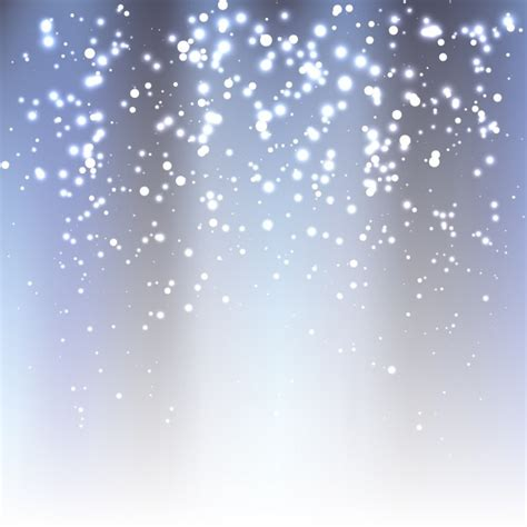 Silver Background With White Lights Vector Free Download White Lights Wallpaper