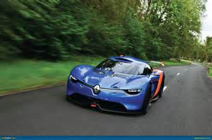 Alpine Renault Ausmotive 187 Renault Alpine A110 50 Revealed