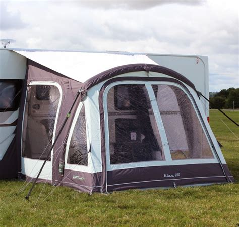 Awnings For Caravan by 2017 Outdoor Revolution Elan Air 280 Porch Awning From