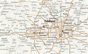 bedford map bedford location guide