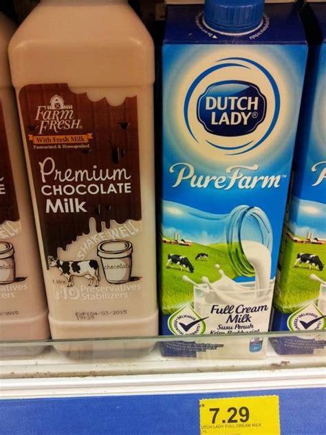 milk design malaysia farm fresh updates premium chocolate milk packaging mini
