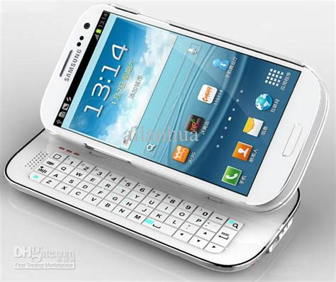 samsung s3 mobile details wholesale sliding wireless bluetooth keyboard cover