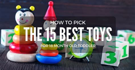 best toy 18 month old toys model ideas