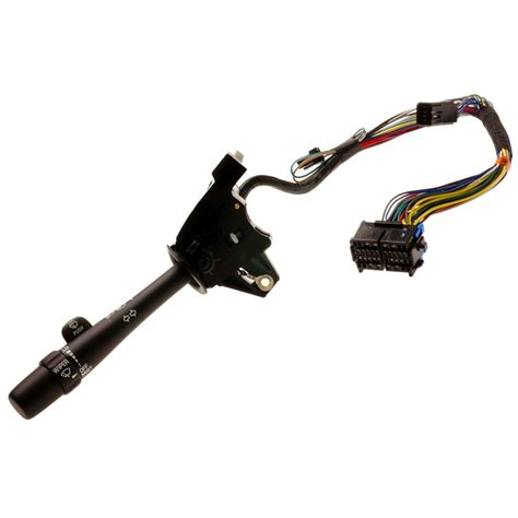 repair windshield wipe control 2004 chevrolet classic electronic throttle control 88964581 new ac delco turn signal switch chevy chevrolet impala d6252c
