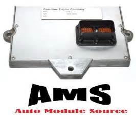 2001 dodge ram 5 9 cummins diesel rebuilt engine computer