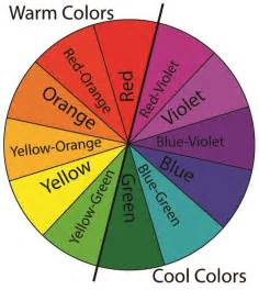 cool colors list color theory basics