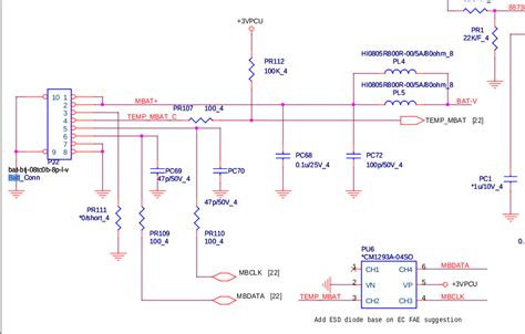 acer laptop battery circuit diagram circuit and