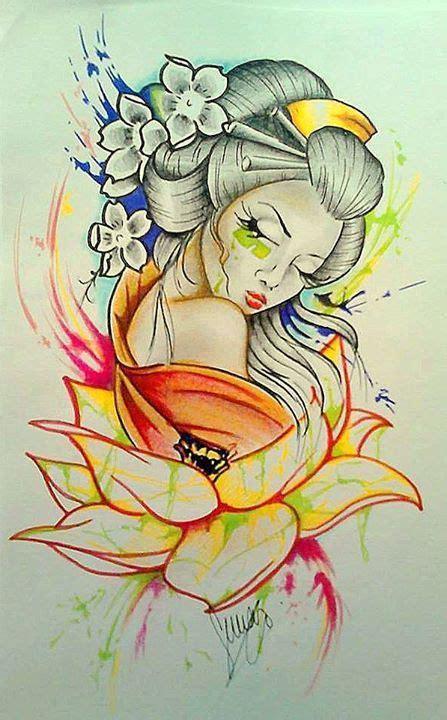 new school japanese tattoo artist best 25 geishas ideas on pinterest