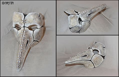 How To Make A Plague Doctor Mask With Paper Mache - plague doctor mask 2 by smartin777 on deviantart