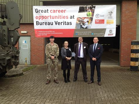 photo de bureau de bureau veritas reme careers fair