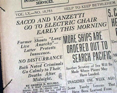 Sacco And Vanzetti Essay by Essay About Sacco And Vanzetti A Push Revival Church