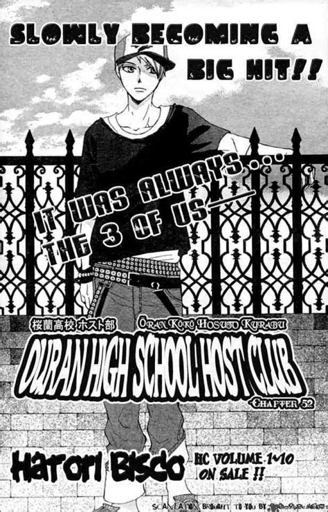 Ouran High School Host Club 1 11 ouran high school host club 52 read ouran high school host club 52 page 1