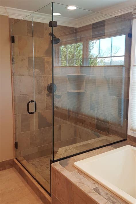Corner Glass Shower Doors Frameless Corner Enclosures Shower Door Experts