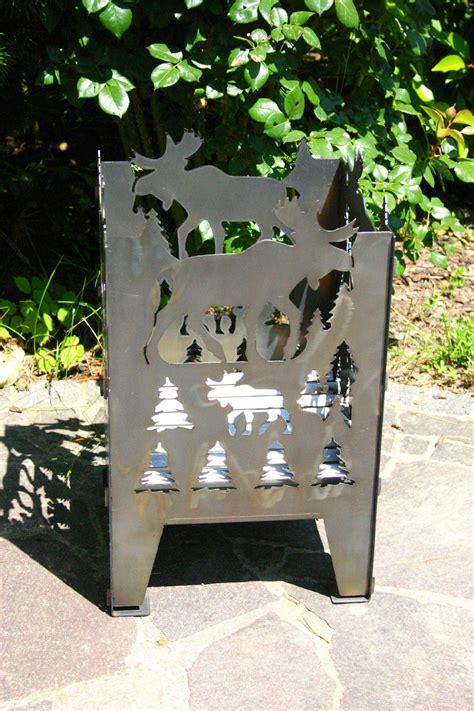 Feuerkorb Für Den Garten by Feuerkorb Elch Bestseller Shop