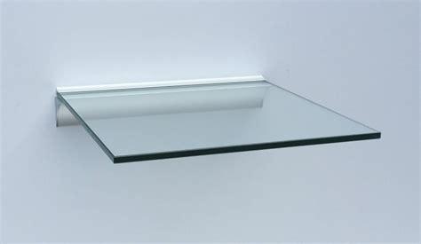 regal quadrat glasregal quadrat 30x30 cm klar satiniert schwarz mit alu
