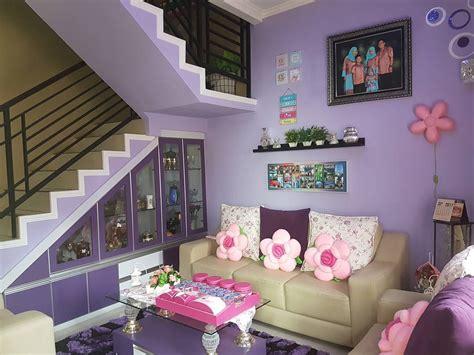 cara buat hiasan dinding ruang tamu cara dekorasi ruang tamu desainrumahid com
