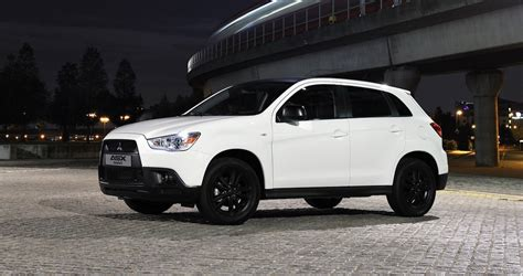 black mitsubishi asx 2011 mitsubishi asx black review top speed