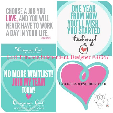 Origami Owl Join My Team - lora s lockets