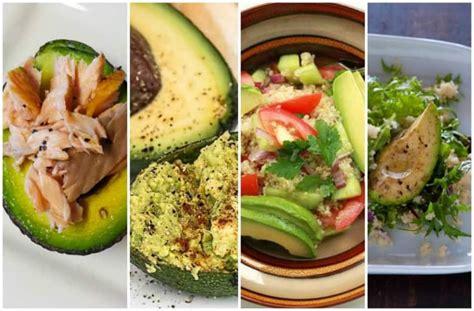 cucinare avocado come preparare l insalata di avocado 4 ricette
