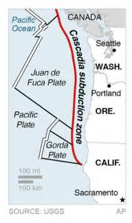 17 best ideas about cascadia subduction zone on pinterest fault in mexico quake similar to pacific northwest s