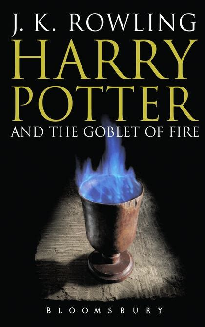 harry potter and the goblet of book report harry potter and the goblet of j k rowling
