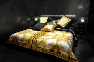 Black Bedroom Sets Queen versace home collection luxury topics luxury portal