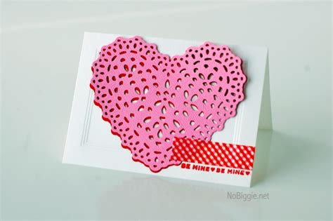 Valentines Paper Crafts - 5 paper craft projects for s day