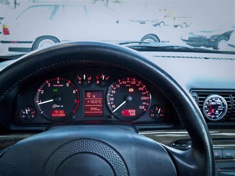 electronic stability control 2007 audi rs4 instrument cluster post your gauge setups page 2