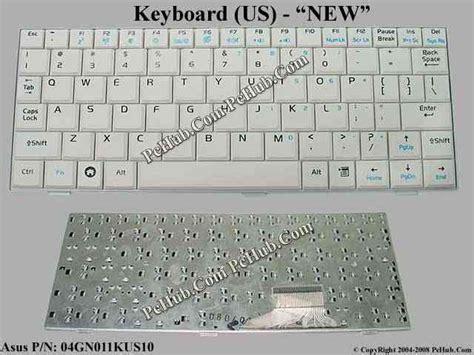 Keyboard Asus Eee Pc Series asus eee pc series keyboard 04gn011kus10 v072462as2 v072452bs1 v072452as1