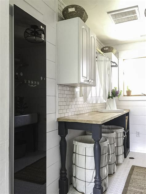 Cute Bathroom Decorating Ideas Picture Of Farmhouse Laundry Room Could Look Really Stylish