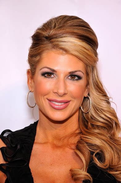 who does alexis bellinos hair alexis bellino beauty looks stylebistro