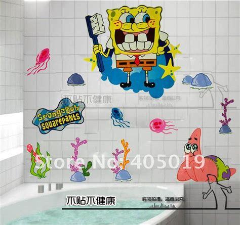 60x90cm hl6855 spongebob stickers squarepants